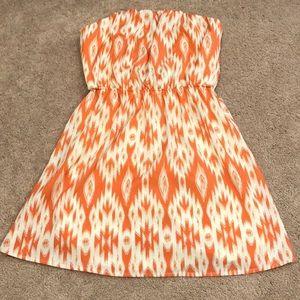 Charlotte Russe Strapless Mini Dress